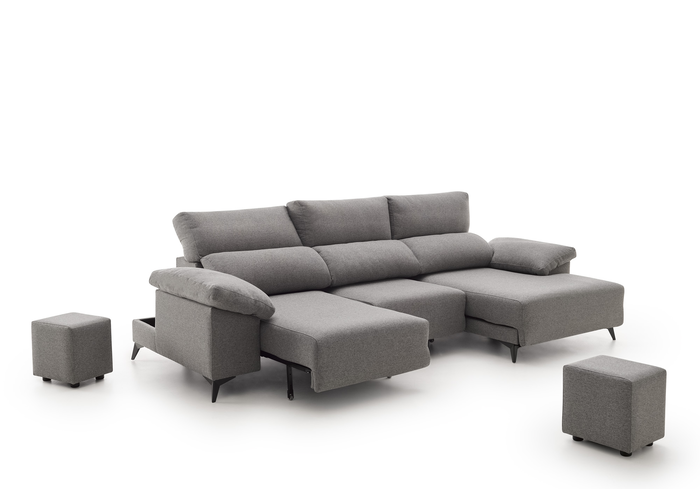 ROMBA LATERAL COM POUFS 1